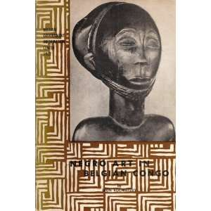 Negro Art in Belgian Congo: KOCHNITZKY (Leon): Books