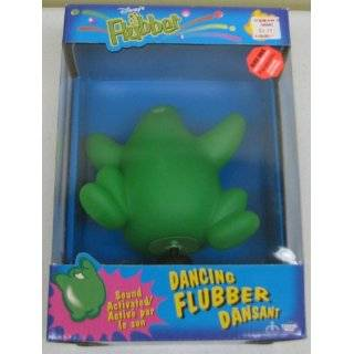 Sound Activated Dancing Flubber Dansant