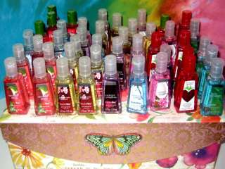 BATH & AND BODY WORKS Pocketbac ANTI BACTERIAL Hand Gel ♥ U