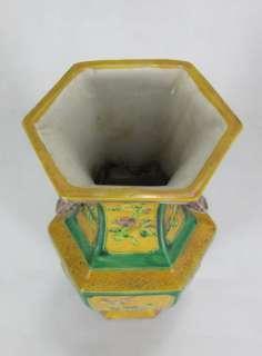 Beautiful Chinese Rose Porcelain Carved Vase&flower,bir