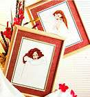 YOUNG & BEAUTIFUL LADIES CROSS STITCH PATTERN AS NEW