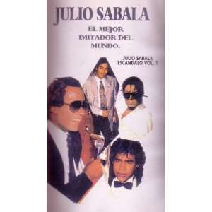 Julio Sabala Escandalo Vol. 1: Julio Sabala: Movies & TV