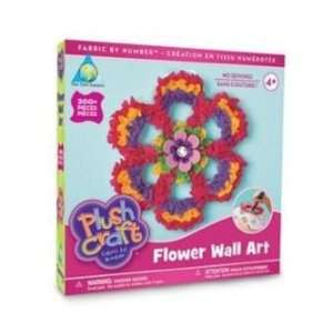 Orb Factory PlushCraft Flower Wall Art Toys & Games