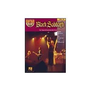 Black Sabbath   Guitar Play Along Volume 67   BK+CD