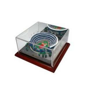 Shea Stadium (New York Mets) Limited Edition Replica Fan Painted with