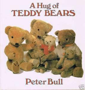 Hug of Teddy Bears by Peter Bull