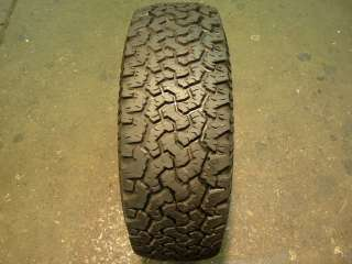 ONE BFGOODRICH ALL TERRAIN T/A KO, 265/70/17, # 38135 PRICE MATCH PLUS