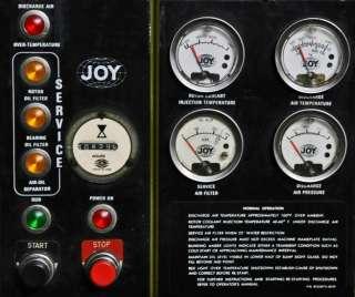 "JOY 75 HP ""TWIST AIR III"" ROTARY SCREW AIR COMPRESSOR"