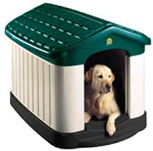 LARGE Insulated Dog House Tuff n Rugged + Door