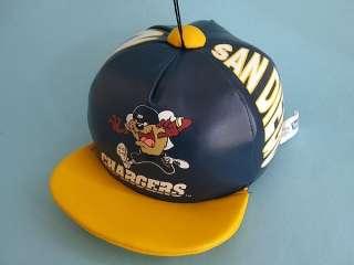 Taz Tasmanian Devil San Diego Chargers Football Cap Hanger   Tazmanian