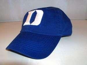 Duke Blue Devils Adjustable Snapback Hat Cap