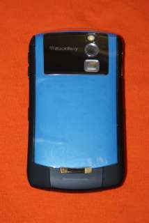 MINT sprint blackberry 8330 light blue WITH HOUSE CHARGER