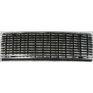 72 77 CHEVY CHEVROLET LUV PICKUP GRILLE TRUCK, Black (1972 72 1973 73