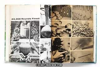 USS TURNER JOY DD 951 WESTPAC VIETNAM CRUISE BOOK 1968