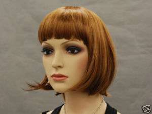 Female Wig Mannequin Head Hair for Mannequin #WG T6