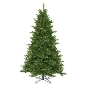 6.5 Pre Lit Full Camdon Fir Artificial Christmas Tree