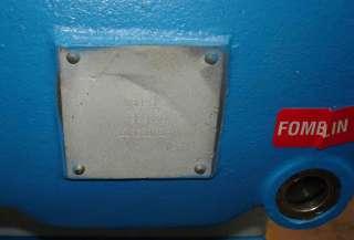 LEYBOLD TRIVAC D40BCS VACUUM PUMP & WSU250 BLOWER