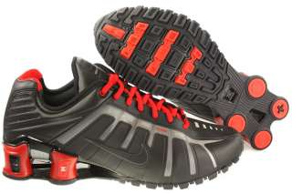 promo code db278 c6606 ... New Men Nike Shox Oleven Black Red Oleven Running Shoes 429869 004 ...