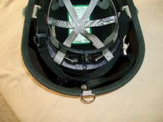 Vintage Springfield Fire Department Firefighter Helmet FIREDOME Model