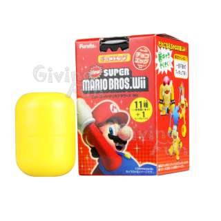 GENUINE Furuta Super Mario Bros Roy Koopa Figure Toy Part 4