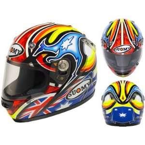 Suomy Vandal Motorcycle Helmet   Pitt