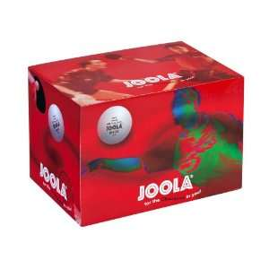 JOOLA MAGIC Orange Table Tennis Balls, 100 Count Sports
