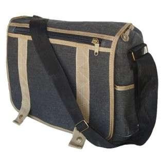 Military Style Canvas Messenger Bag Laptop Bag Backpack