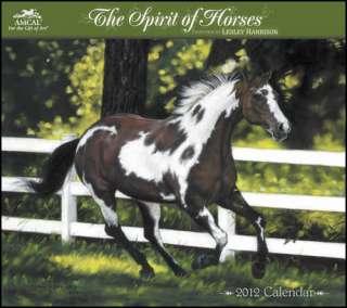 Lesley Harrison Spirit of Horses 2012 Wall Calendar