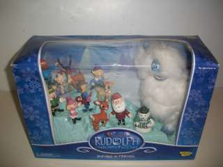 , 12, RUDOLPH AND THE ISLAND OF MISFIT TOYS BUMBLE & FRIENDS