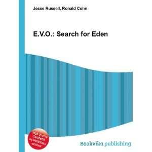 E.V.O. Search for Eden Ronald Cohn Jesse Russell Books