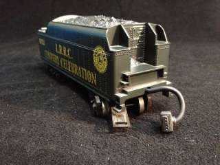 LRRC Hudson Traditional 6 18680 O Scale Train Steam Locomotive Tender