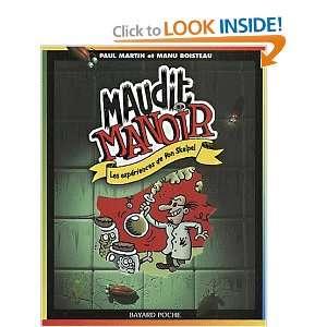 de Von Skalpel (9782747000314) Paul Martin, Manu Boisteau Books