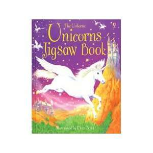 : Unicorns Jigsaw Book (Luxury Jigsaw Books) (9780794514679): Phillip