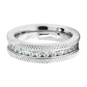 316L Stainless Steel Wedding Band Ring With High Quality