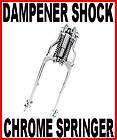 STOCK CHROME SPRINGER FRONT END HARLEY BOBBER CHOPPER
