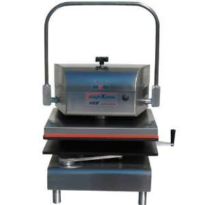 DoughXpress DXM SSCP Manual Big Chick Meat Press