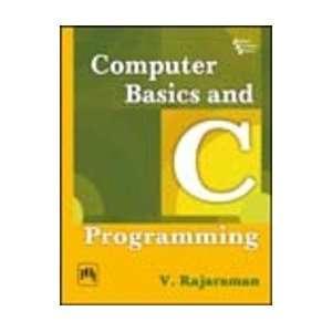 puter Basics & C Programming (9788120333437) Rajaraman Books