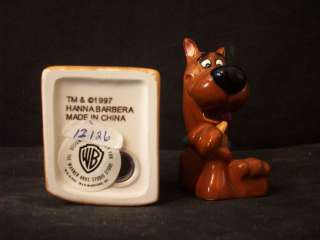 HANNA BARBERA 1997 SCOOBY DOO SNACKS S AND P #B346