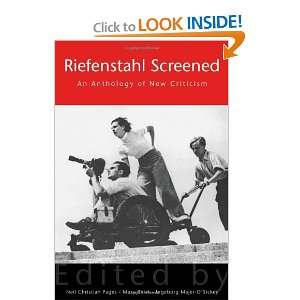 Riefenstahl Screened An Anthology of New Criticism