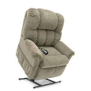 LL 530M 3 Position Full Recline Chaise Lounger   Pride