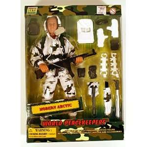 World Peacekeepers Modern Arctic Toys & Games