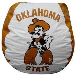 Bean Bag Boys Oklahoma St. Cowboys Bean Bag Chair Sports