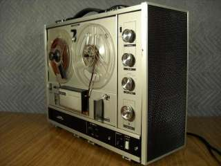 Vintage SONY TC 540 Reel to Reel Tape Recorder Player