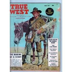 True West (The Making of a Scout): various: Books
