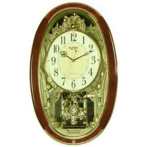 Rhythm Clocks Trumpet Boys   Model #4MJ895WD23 Home
