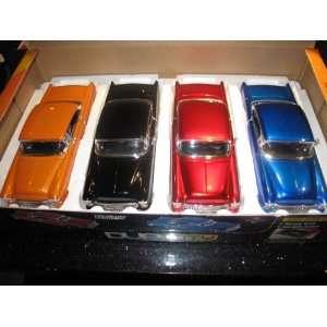 Jada Toys Dub City Oldskool   Chevy Bel Air (1955, 1:24