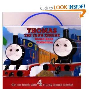 Thomas the Tank Engine Board Book Collection