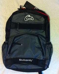 Skullcandy INKD BOYS GRAY Backpack Skull Candy Girls School Book Bag