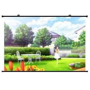 Clannad Anime Wall Scroll Poster Ichinose Kotomi (24*16) Support