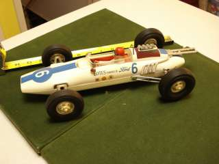1960s INDY RACE CAR, FRICTION POWERED MADE by GAMA OF WESTERN